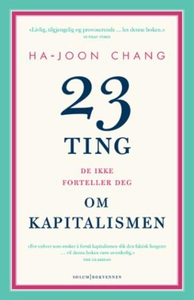 23 ting de ikke forteller deg om kapitalismen