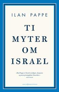 Ti myter om Israel (ebok) av Ilan Pappe