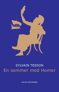 En sommer med Homer (ebok) av Sylvain Tesson