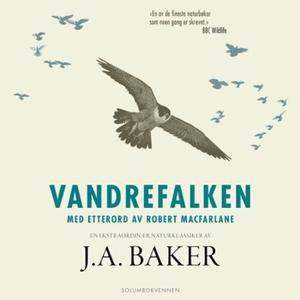 Vandrefalken (lydbok) av J.A. Baker