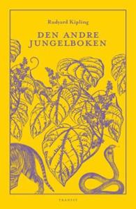 Den andre jungelboken (lydbok) av Rudyard Kip
