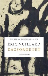 Dagsordenen (lydbok) av Éric Vuillard