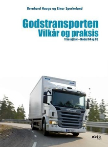 Godstransporten (ebok) av Bernhard Hauge, Ein