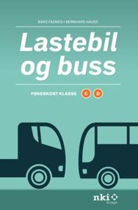 Lastebil og buss (ebok) av Bård Fadnes, Bernh