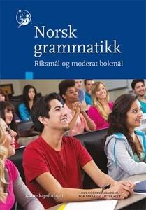 Norsk grammatikk (ebok) av Unknown, Gorgus Co