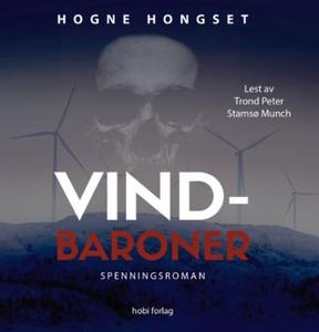 Vindbaroner (lydbok) av Hogne Hongset