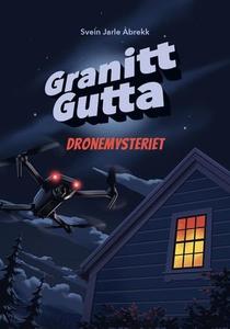 Granittgutta (ebok) av Svein Jarle Åbrekk