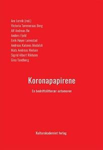 Koronapapirene (ebok) av Lervik Are, Victoria