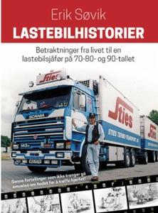 Lastebilhistorier (ebok) av Erik Søvik