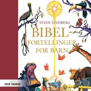Bibelfortellinger for barn (lydbok) av Svein