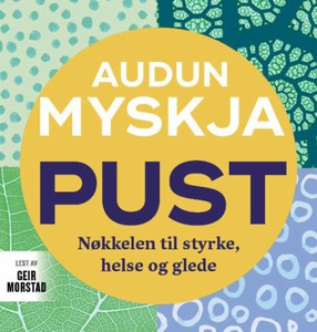 Pust (lydbok) av Audun Myskja