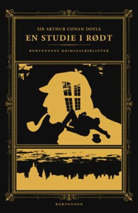 En studie i rødt (ebok) av Arthur Conan Doyle