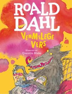 Vemmelege vers (ebok) av Roald Dahl