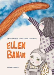 Ellen Banan (ebok) av Camilla Bøksle