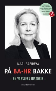 På BA-HR bakke (ebok) av Kari Breirem