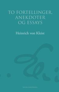 To fortellinger, anekdoter og essays (ebok) a