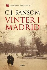 Vinter i Madrid (ebok) av C.J. Sansom
