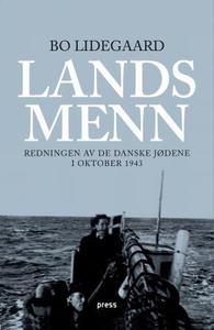 Landsmenn (ebok) av Bo Lidegaard