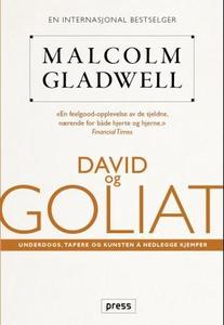 David og Goliat (ebok) av Malcolm Gladwell