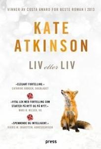 Liv etter liv (ebok) av Kate Atkinson