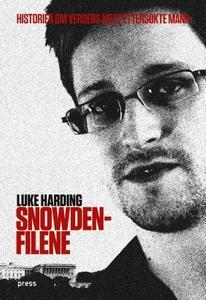 Snowden-filene (ebok) av Luke Harding