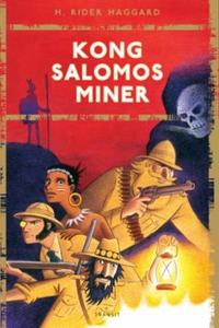 Kong Salomos miner (ebok) av H. Rider Haggard