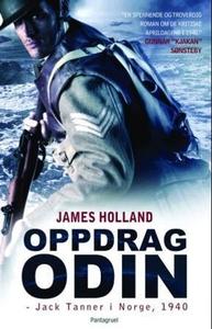 Oppdrag Odin (ebok) av James Holland