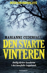 Den svarte vinteren (ebok) av Marianne Cederv