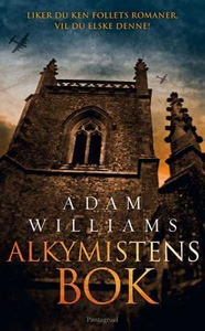 Alkymistens bok (ebok) av Adam Williams