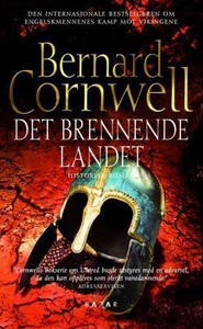 Det brennende landet (ebok) av Bernard Cornwe