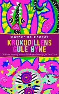 Krokodillens gule øyne (ebok) av Katherine Pa