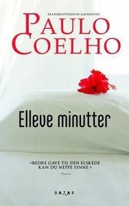 Elleve minutter (ebok) av Paulo Coelho