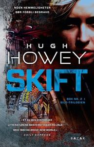 Skift (ebok) av Hugh Howey