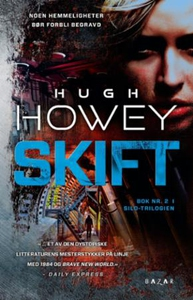 Skift (ebok) av Hugh Howey