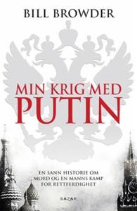 Min krig med Putin (ebok) av Bill Browder