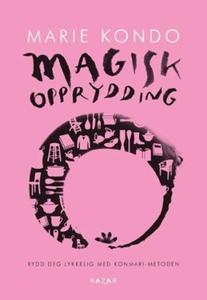 Magisk opprydding (ebok) av Marie Kondo