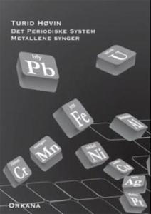 Det periodiske system (ebok) av Turid Høvin