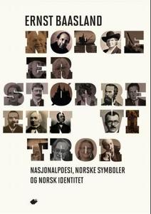 Norge er større enn vi tror (ebok) av Ernst B