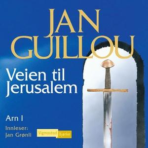 Veien til Jerusalem (lydbok) av Jan Guillou