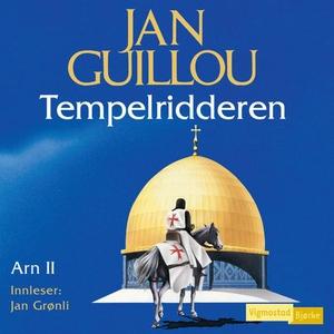 Tempelridderen (lydbok) av Jan Guillou