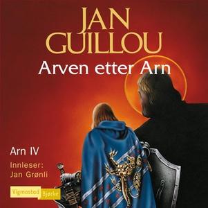 Arven etter Arn (lydbok) av Jan Guillou