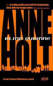 Blind gudinne (ebok) av Anne Holt