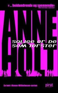 Salige er de som tørster (ebok) av Anne Holt