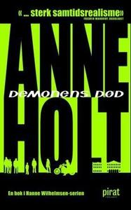 Demonens død (ebok) av Anne Holt