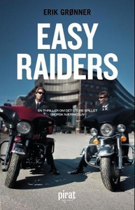 Easy raiders (ebok) av Erik Grønner