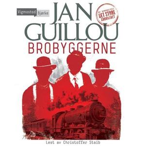 Brobyggerne (lydbok) av Jan Guillou