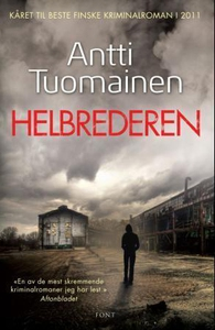 Helbrederen (ebok) av Antti Tuomainen