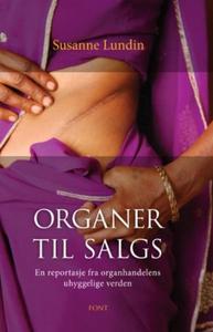 Organer til salgs (ebok) av Susanne Lundin