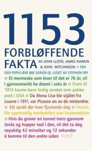 1153 forbløffende fakta (ebok) av John Lloyd,