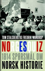 Norgesquiz (ebok) av Tom Stalsberg, Fredrik W